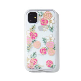 Sonix iPhone11 Clear Coat Gatsby Rose