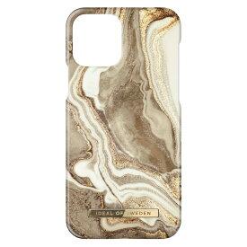 【iPhone新機種対応】iDeal of Sweden アイディールオブスウェーデン スマホケース ハード ケース iPhone13Pro サンド マーブル 2021 Fashion Case Golden Sand Marble