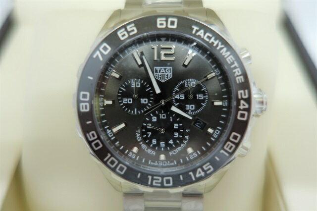 【TAG HEUER】タグホイヤー CAZ1011.BA0842 フォーミュラ1 クロノグラフ クォーツ メンズ腕時計 【送料無料】【未使用】【中古】