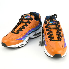 【NIKE】ナイキ NIKE AIR MAX 95 PRM 538416-800 サイズ8.5(26.5cm)メンズ 紳士 靴【送料無料】【未使用】【中古】[新着]