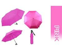 自動開閉折りたたみ傘(収納袋付き)男女兼用晴雨兼用ブラックブルーブラウングリーンレッドライトブルーピンクライトグリーン