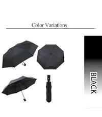 自動開閉折りたたみ傘(収納袋付き)男女兼用