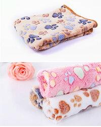 ペット用毛布3枚セットMサイズもこもこふわふわお昼寝