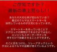 【送料無料】盗難防止スマートキーケース