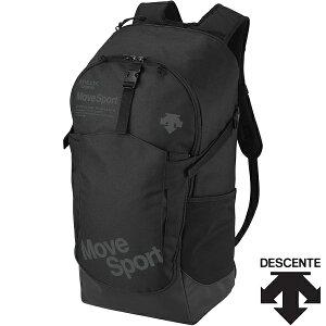 ◆◆○<デサント> バックパック DMC8000 (BLK) スポーツバッグ リュック DMC8000-BLK