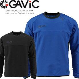 ◆◆ <ガビック> 【GAVIC】 2019年春夏 ハイブリットクロスプルオーバー メンズ トレーニングウェア ジャケット サッカー フットサル GA4161