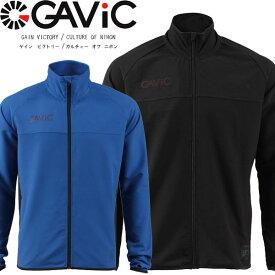 ◆◆ <ガビック> 【GAVIC】 2019年春夏 ハイブリットクロストップ (ZIP) メンズ トレーニングウェア ジャケット サッカー フットサル GA4162
