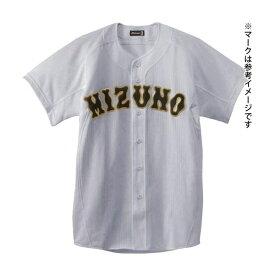 ◆◆ <ミズノ> MIZUNO 【ミズノプロ】メッシュシャツ(オープン型)(野球) 52MW173 (05:グレー)