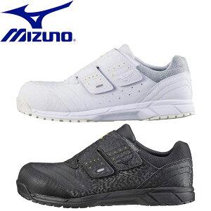 ◆◆【返品・交換不可】 <ミズノ> 【MIZUNO】 18SS ユニセックス ALMIGHTY AS プロテクティブスニーカー シューズ 作業靴 ワーキング用品 C1GA1811