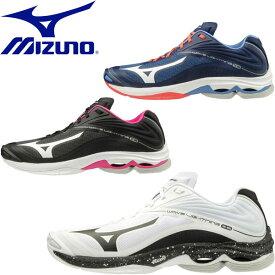 ◆◆ <ミズノ> 【MIZUNO】 ユニセックス ウエーブライトニング Z6 バレーボール シューズ V1GA2000