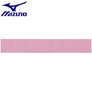 ◆◆ <ミズノ> MIZUNO グリップテープ(ダイヤ型押しタイプ)1本入り 63JYA802 (60:ピンク) テニス バドミントン