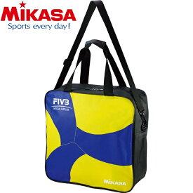 ◆◆ <ミカサ> MIKASA バレーボールバッグ ACBG240WYB (黄/青/黒)