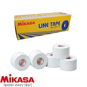 ◆◆ <ミカサ> MIKASA ビニールラインテープ LTV50 (10:白)