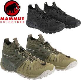 ◆◆ <マムート> 【MAMMUT】 Saentis Knit Low Men アウトドア 登山 ハイキングシューズ メンズ 3030-03390