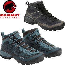 ◆◆ <マムート> 【MAMMUT】 Ducan Mid GTX Men アウトドア 登山 ハイキングシューズ メンズ 3030-03540