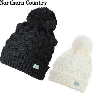 ◆◆送料無料 メール便発送 <ノーザンカントリー> 【northern country】 ユニセックス ビーニー(ダブルワッチタイプ) ニット帽 スノーボード NA9201