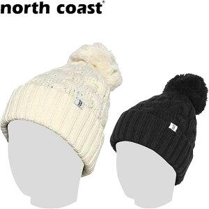◆◆送料無料 メール便発送 <ノースコースト> 【north coast】 ユニセックス ビーニー(ダブルワッチタイプ) ニット帽 スノーボード NW9254