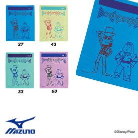 即納可★ 【MIZUNO】ミズノ 【Disney/TOY STORY】 限定スイムタオル N2JY9081