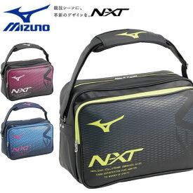 即納可★ 【MIZUNO】ミズノ N-XT ショルダーバッグ 30L 33JS0002