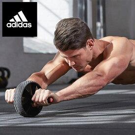 送料無料 定形外発送 即納可☆ 【adidas】アディダス アブローラー 腹筋ローラー エクササイズ フィットネス ADAC11404