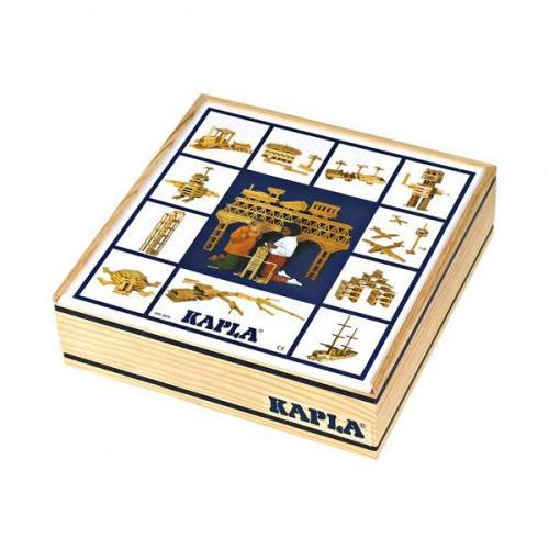 【送料無料 名入れ無料】カプラ100 カプラ/KAPLA 木のおもちゃ つみき 知育玩具 積み木 積木 出産祝い 誕生日 男の子 女の子