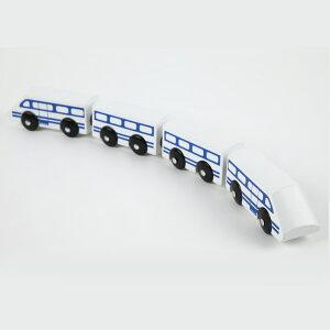 【割引クーポン】 NEWエクスプレス 9648 ミッキィ MICKI 木製 汽車 ミッキー 木製レール 知育玩具 出産祝い 電車 列車 汽車セット 男の子 誕生日 プレゼント