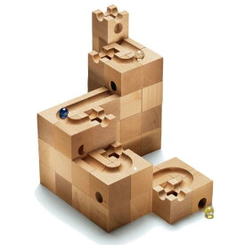 即納 正規輸入品 キュボロ スタンダード 木のおもちゃ 積み木 知育玩具 ピタゴラスイッチ 誕生日 子供 男の子 女の子 プレゼント
