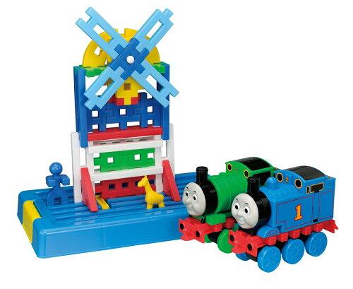 きかんしゃトーマス学研ブロック玩具ニューブロックトーマスとパーシー201983267学研ステイフル