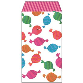 五味太郎 絵本 きんぎょが にげた ポチ袋 お盆玉袋 (キャンディ) ED02584 学研ステイフル