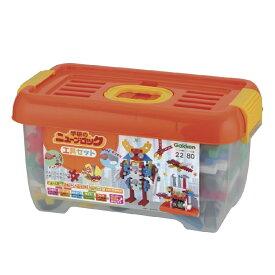 学研 ブロック おもちゃ 知育玩具 ニューブロック 工具セット 83146 学研ステイフル