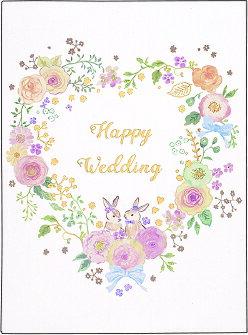 楽天市場結婚祝い カード 箔 ポップアップ カード 3段ケーキ