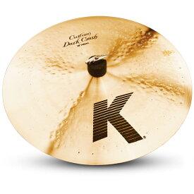 """Zildjian/K Zildjian Dark Crash Thin/Medium Thin 16""""インチ(40cm)【ジルジャン シンバル】"""