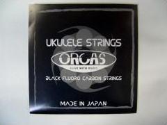 ORCAS/ウクレレ弦 OS-MED (Medium)【オルカス】