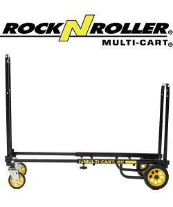 ROCK N ROLLER Cart/R2RT -Micro- 【ロックンローラーマルチカート】楽器や機材の運搬に。キャリーカート ワゴン 台車