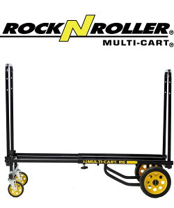 ROCK N ROLLER Cart/R6RT -Mini- 【ロックンローラーマルチカート】楽器や機材の運搬に。キャリーカート ワゴン 台車