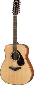 YAMAHA/FG820-12 12弦アコースティックギター ナチュラル(NT) FG-820-12【ヤマハ】