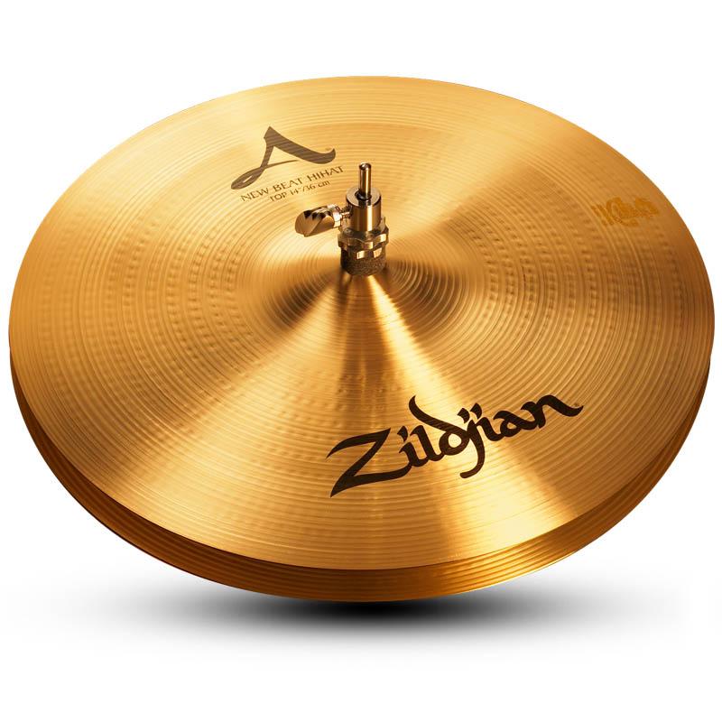 Zildjian/A Zildjian ニュービート ハイハット 14【ペア】【トップ+ボトム】【ジルジャン シンバル】