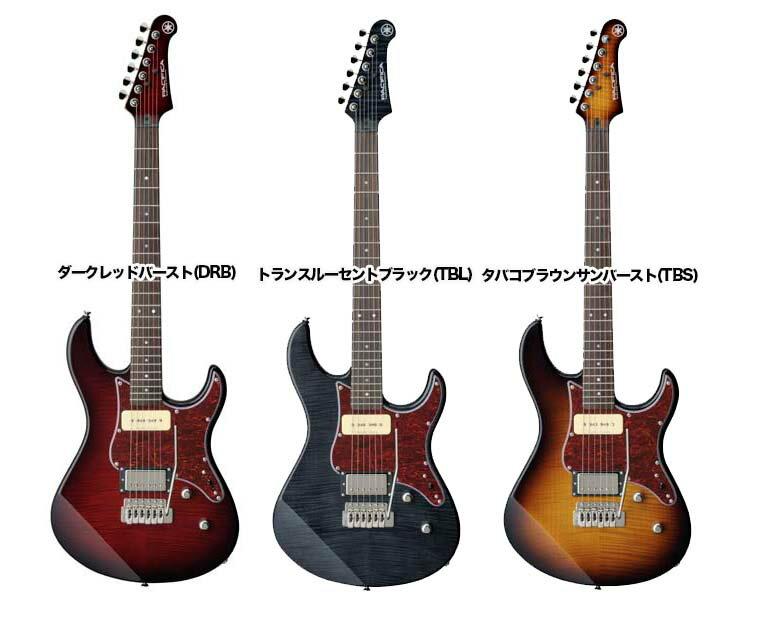 YAMAHA/エレキギター PACIFICA611VFM【ヤマハ】