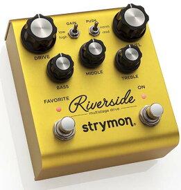 strymon/Riverside Multistage Drive リバーサイド【ストライモン】