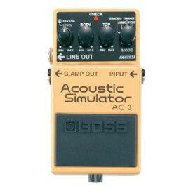 BOSS/Acoustic Simulator AC-3 アコースティック・シミュレーター【ボス】