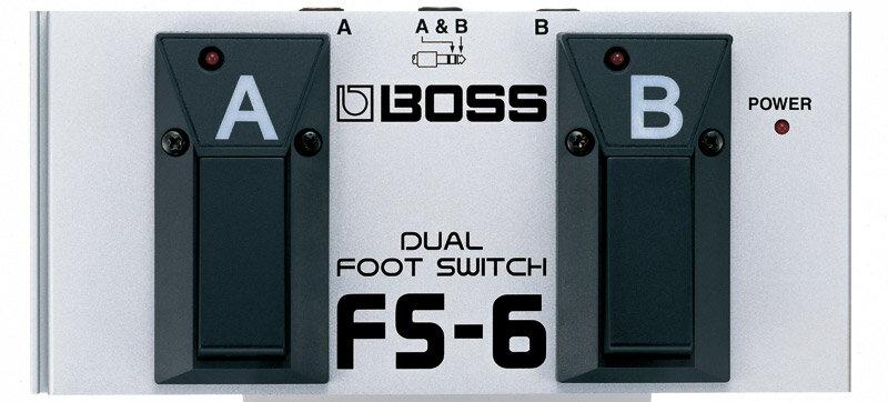 BOSS/デュアル・フット・スイッチ FS-6【ボス】