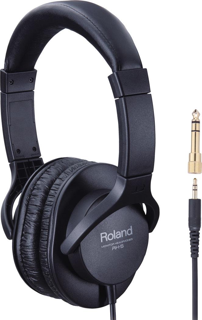 Roland/モニターヘッドホン RH-5【ローランド】