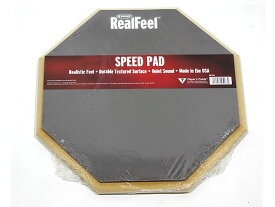EVANS/Real Feel Single-Sided Practice Pad RF12G 練習用パッド【エバンス】