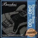 Bacchus/ベース弦 BBS40 4弦(040 / 060 / 080 / 100)【バッカス】
