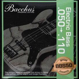 Bacchus/ベース弦 BBS50 4弦(050 / 070 / 090 / 110)【バッカス】