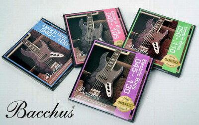 Bacchus/ベース弦BBS50【バッカス】【楽器de元気】