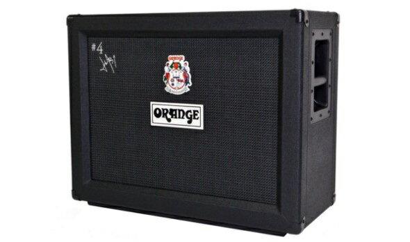 ORANGE/ギターキャビネット#4 Jim Root PPC212【オレンジ】