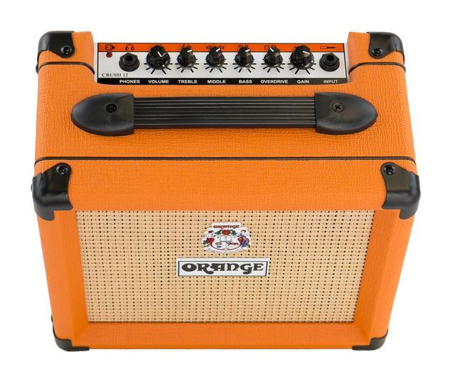 ORANGE/Crushシリーズ ギターアンプ CR12【オレンジ】