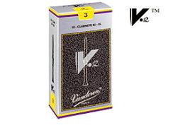 Vandoren/B♭クラリネット リード V12 10枚入【銀箱】【バンドレン/バンドーレン】