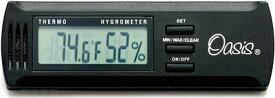 Oasis/デジタル温湿度計 OH-2C【メール便OK】【オアシス】